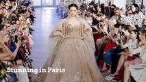 Paris Fashion Week: Elie Saab