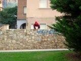 parkour arc-don parc dels catalans doooogs