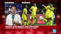 CAN-2019 : Incroyable surprise ! Le Bénin élimine le Maroc en huitièmes de finale