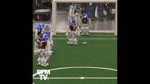 La France sera t-elle à nouveau championne du monde de robot foot cette année ?