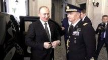 Con Putin a Roma le imprese tornano al dialogo, ma a porte chiuse