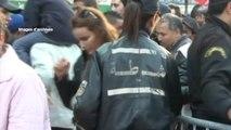 Tunisie, LE PROCESSUS DÉMOCRATIQUE MENACÉ