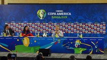 Chile speaks ahead of Copa America 3rd place playoff against Argentina