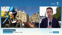 Tour de France : le champion belge Eddy Merckx mis à l'honneur