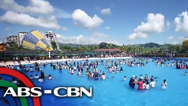 Biggest Swimming Lesson in the World | Sports U