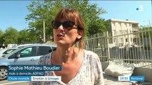 Limoges : vive émotion après la chute mortelle d'une fillette de 2 ans