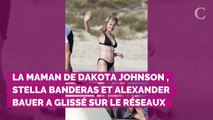 PHOTOS. Melanie Griffith, sublime en bikini à 61 ans : le temp...