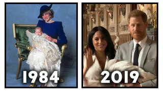 Everything You Need To Know About Royal Baptisms
