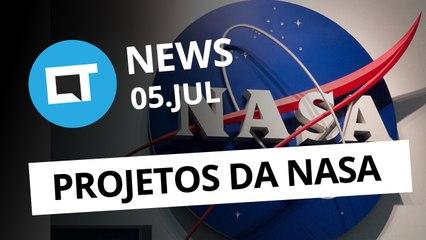 Novos projetos da NASA [CT News]