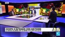 CAN-2019 : Après la défaite du Maroc, clap de fin pour Hervé Renard ?