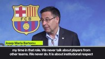 (Subtitled) 'We know Neymar wants to leave PSG' - Barcelona
