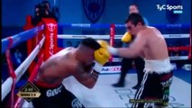 Jesus Adrian Daneff vs Jonatan Hernan Godoy (28-06-2019) Full Fight