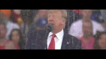 Trump Says Army 'Took Over the Airports' in Revolutionary War during Fourth of July Speech Gaffe 7-5-19
