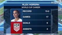 Time to Schein: Alex Morgan under criticism