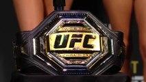 Weigh-in for UFC 239 light heavyweight fight as Jon Jones faces Thiago Santos