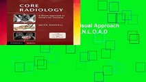 R.E.A.D Core Radiology: A Visual Approach to Diagnostic Imaging D.O.W.N.L.O.A.D
