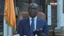 Côte d'Ivoire: un mandat d'arrêt international décerné contre Akossi Bendjo, ex-maire du Plateau.