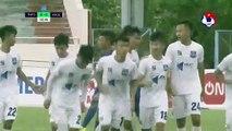 Đánh bại chủ nhà U17 Tây Ninh, U17 HAGL lách qua khe cửa hẹp để tiến vào vòng bán kết | VFF Channel