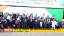 MÉRITE PANAFRICAIN DU 05 07 2019