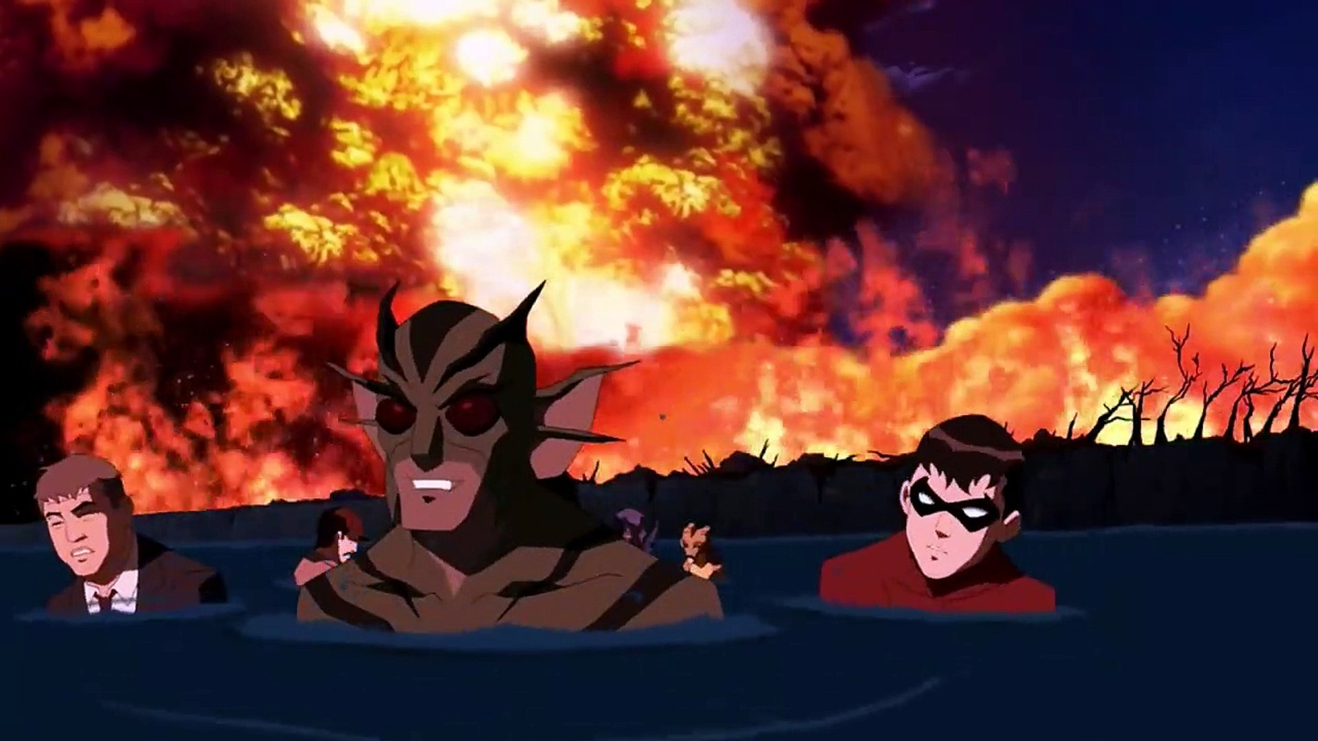 S04xe01 Young Justice Season 4 Episode 1 Dc Universe Video Dailymotion