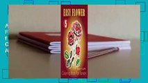 About For Books  Easy Flower Coloring Book for Seniors: Flower Coloring Book Seniors Adults Large