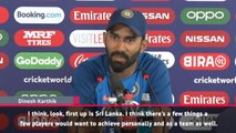 Semi-finals are on our minds - Karthik