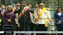 Critical Moves: Venezuela, The Constant Struggle for Independence