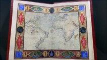 La cartografía europea del siglo XVI al XIX en una muestra