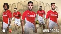 L'AS Monaco et Kappa dévoilent le nouveau maillot domicile