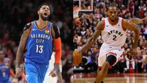 Reports: Paul George traded to Clippers, Kawhi Leonard signs with Clippers