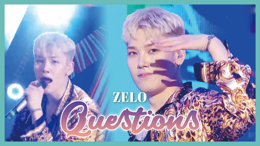 [HOT] ZELO  - Questions, 젤로 - 알고싶어 Show Music core 20190706