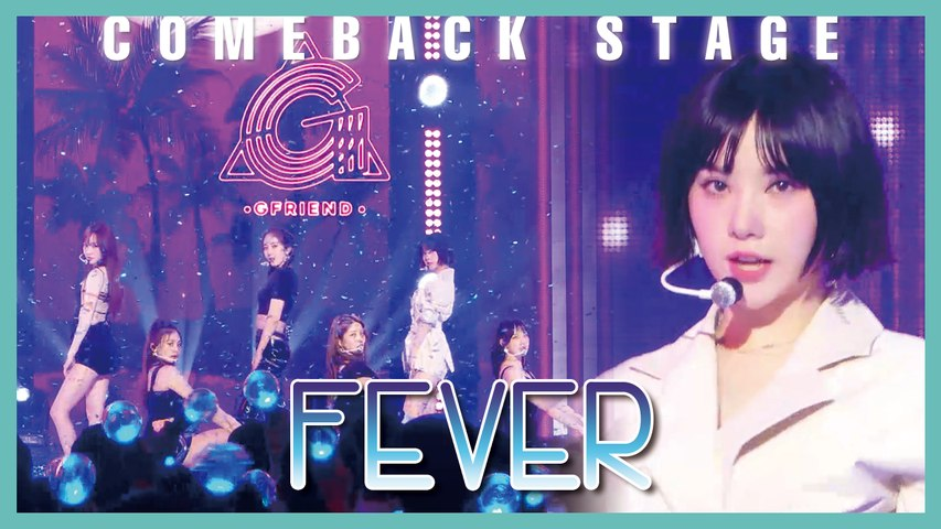 [Comeback Stage] GFRIEND - Fever, 여자친구 - 열대야  Show Music core 20190706