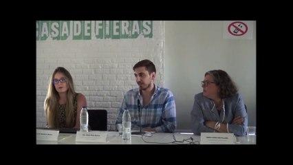 Manuel Ruiz.  CIMA de la U. de Navarra. I Jornada EMSFC Lineas de Investigación en España