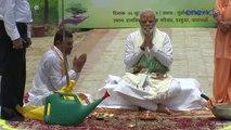 PM Modi launches plantation drive, unveils Lal Bahadur Shastri bust in Varanasi   Oneindia News