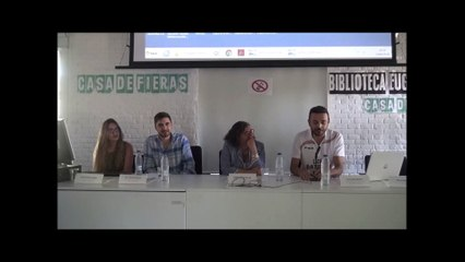 Servando Castelló. I Jornada EMSFC Lineas de Investigación en España