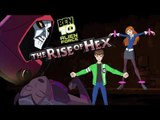 Ben 10: The Rise of Hex All Cutscenes | Full Game Movie (Wii, X360)