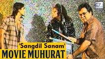 Sangdil Sanam Muhurat | Salman Khan, Manisha Koirala | Flashback Video