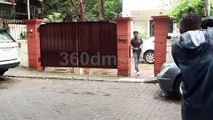 Bollywood Actor Emraan Hashmi spotted At Out Of His House