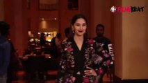 Madhuri Dixit's cooking on the sets of Dance Deewane  FilmiBeat