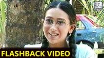 Karisma Kapoor Talks About Her Role In The Movie 'Ye Silsila Hai Pyar Ka'