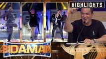 Jhong, Vice Ganda and Vhong show their superhero pose to Direk Bobet | It's Showtime BidaMan