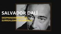 Una retrospectiva en Mónaco desprende a Dalí de su eterna faceta surrealista
