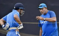 MS Dhoni turns to 'former spinner' Ravi Shastri for advice