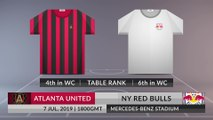 Match Preview: Atlanta United vs NY Red Bulls on 07/07/2019