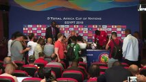 Algeria and Guinea look ahead to meeting in the AFCON round of 16