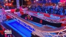 Le Chalonnais Davy Botelho a affronté le parcours de Ninja Warrior sur TF1