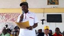 Gbessia : le RPG demande au chef de l'Etat de soumettre la nouvelle Constitution au peuple