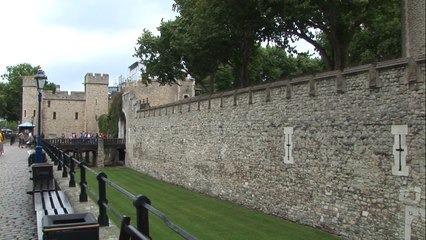 The Tower Of London - England