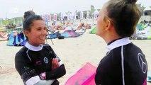 Kitesurf-Ass mit 13: Capucine Delannoy | Euromaxx