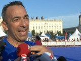 France - Djorkaeff : ''La pression, 11 millions de téléspectateurs, TF1...''